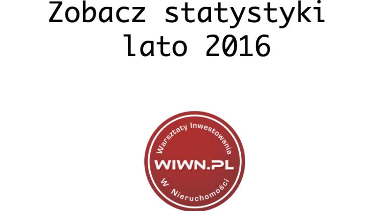 statystyki lato 2016