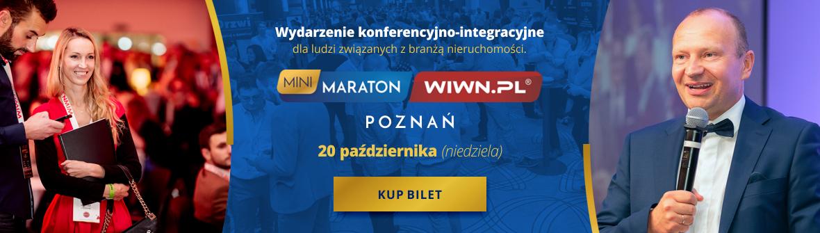 mini-Maraton Poznań 20.10.2019