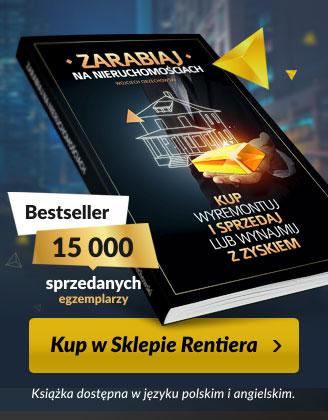 Bestseller - Zarabiaj na nieruchomościach - Wojciech Orzechowski